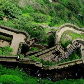 Lohagad Fort – Best for Basic Trek