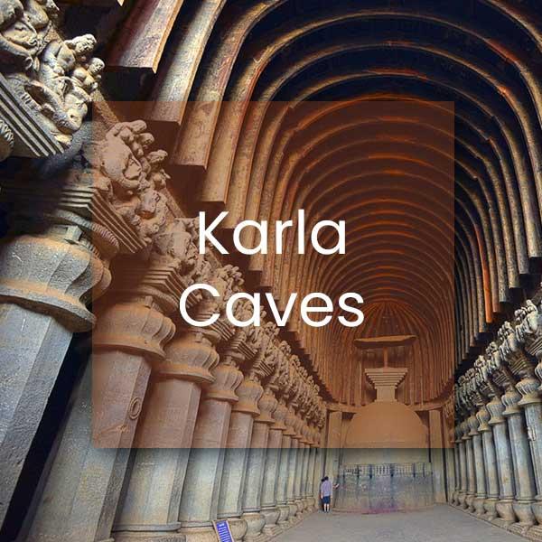 Karla Caves: Blend Of Spirituality & Nature