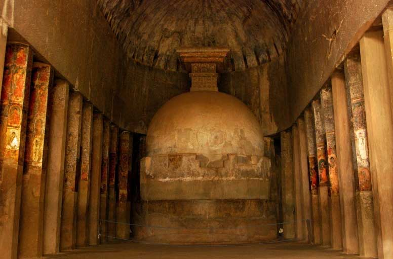 Karle Caves: The Gift of Ancient History